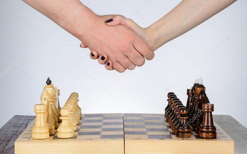 The Language of Chess